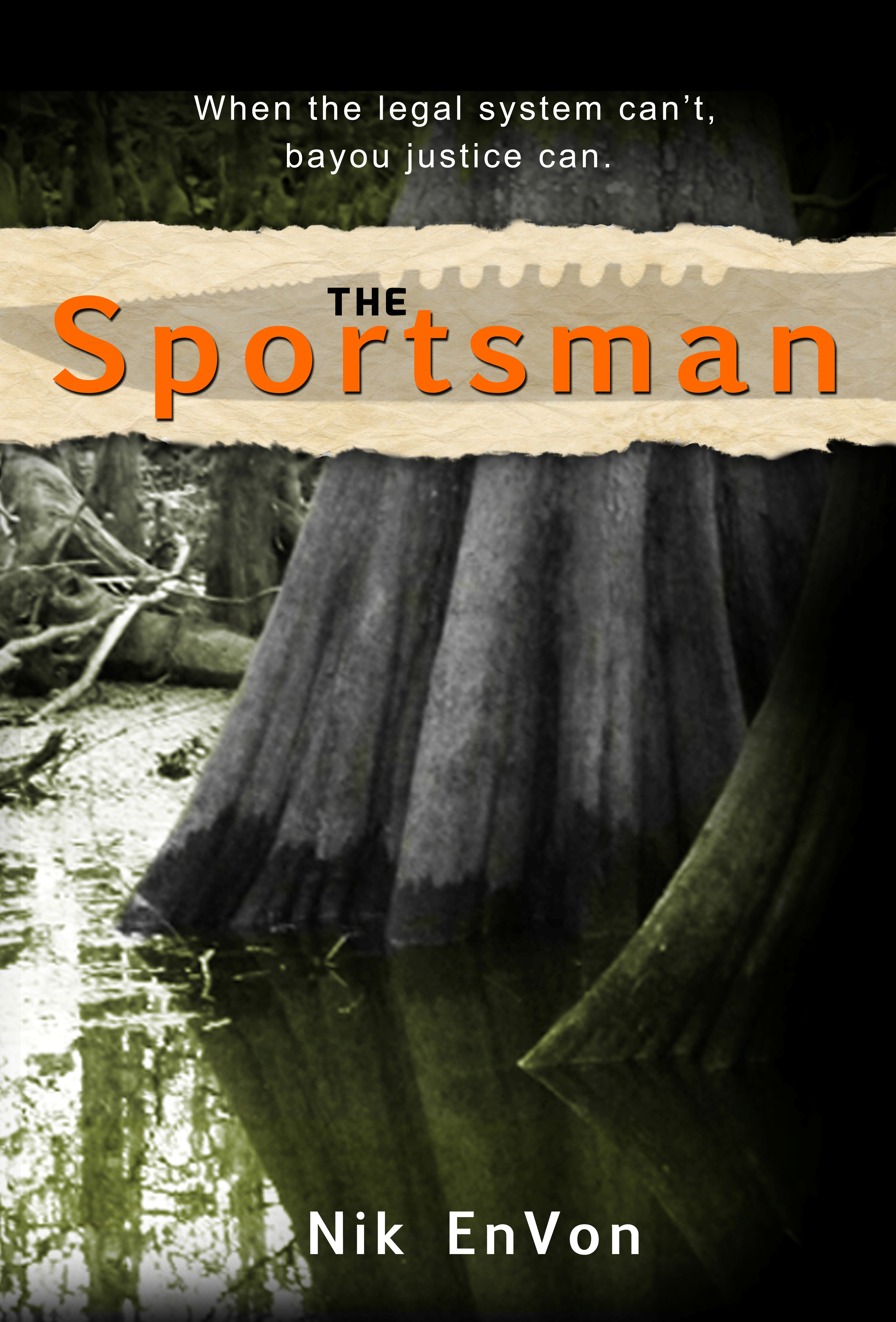 Book Cover: The Sportsman by Nik EnVon